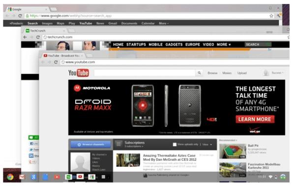 Chrome OS recibe por primera vez importante rediseño visual y funcional