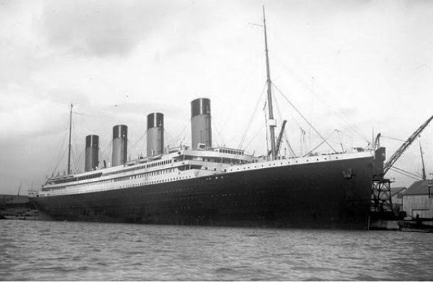 El hundimiento del Titanic, 100 años después compartimos las mejores fotos