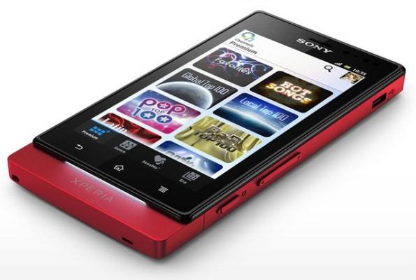 Futuro Smartphone Sony Xperia podría llevar pantalla AMOLED