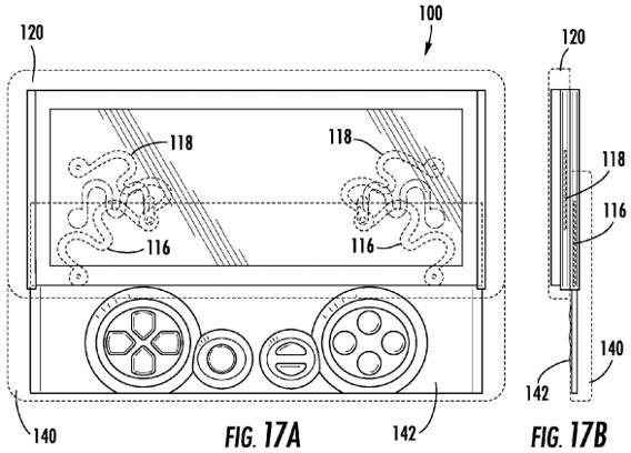 Sony Xperia Play 2: imágenes de una patente que podría ser el próximo modelo