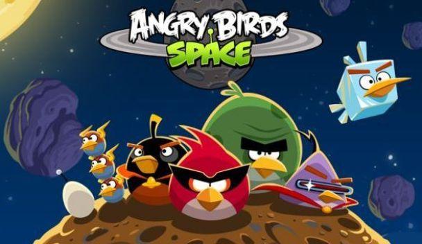 Angry Birds Space: Más de 20 millones de descargas en una semana