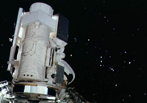 En eBay ponen a la venta un telescopio espacial de la NASA