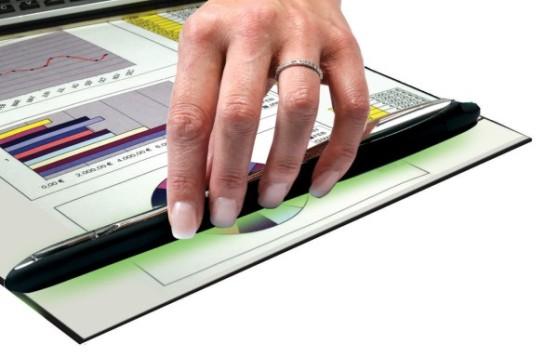 Planon ScanStik, un delgado escáner de página completa