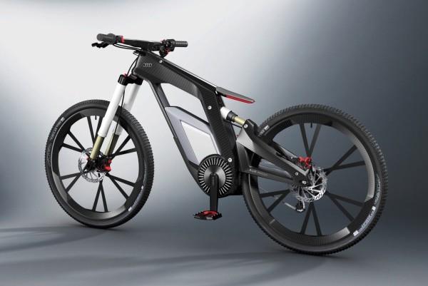 Audi e-bike Wörthersee: una bicicleta eléctrica con funciones muy especiales