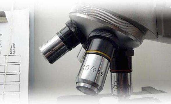 Novedoso microscopio que permite obtener muestras de sangre sin agujas