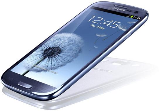 Samsung Galaxy SIII, lanzamiento oficial del smartphone con pantalla super amoled de 4.8 pulg.