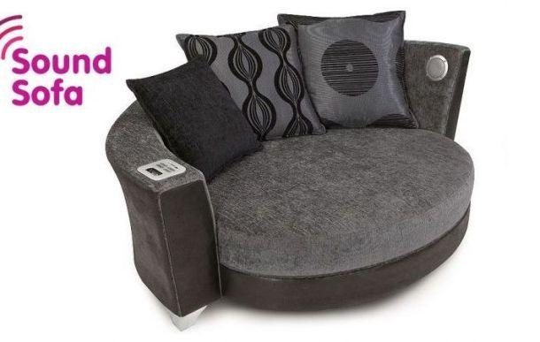 El mejor sofá que un Geek y/o Gamer pueda tener