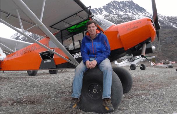 Avión que no necesita pista de aterrizaje para levantar vuelo