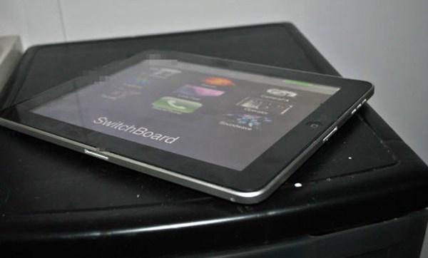 iPad con doble conector para dock es subastado en eBay