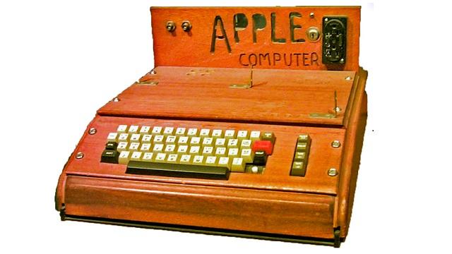 Apple: Primer modelo de computadora personal es vendido en US$ 374 mil 500 dólares