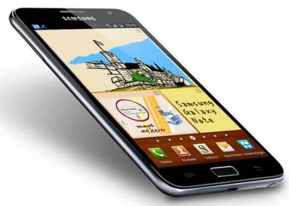 El Galaxy Note 2 estaría listo para octubre y con procesador quad-core