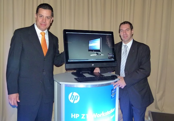 Perú: HP presenta la nueva Workstation HP Z1