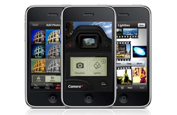 La aplicación Camera+ desecha ofertas de compra por parte de Google y Twitter