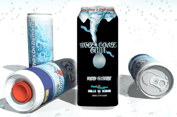 Reino Unido: Inventan la primera lata que se enfría sola