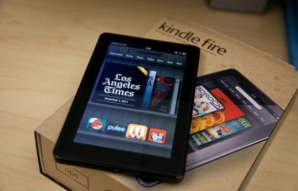 Kindle Fire 2 sería presentado para fines del presente mes de Julio