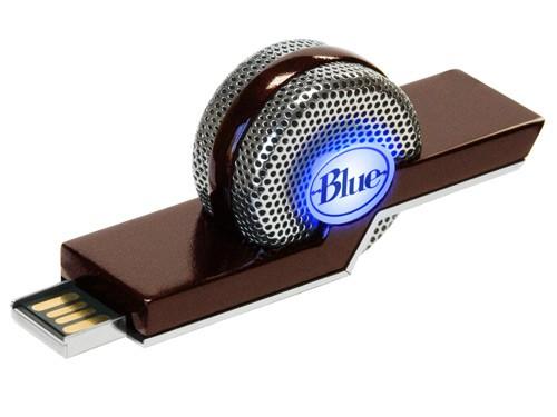 """Blue Tiki: Novedoso micrófono USB que incluye la  opción """"cancelación de ruido"""""""