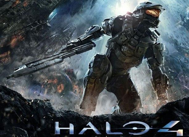 Estreno del tráiler de Halo 4