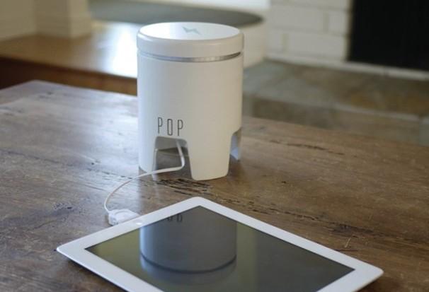 POP, nueva batería portátil para recargar tus gadgets
