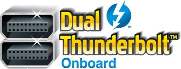 GIGABYTE presenta las primeras placas base con puertos duales Thunderbolt