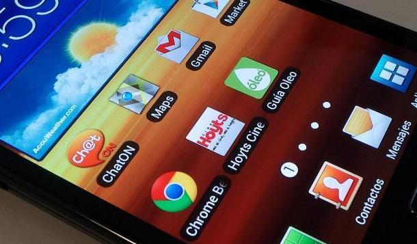 Samsung Galaxy Note: análisis de Ice Cream Sandwich y Premium Suite de S Pen (I)