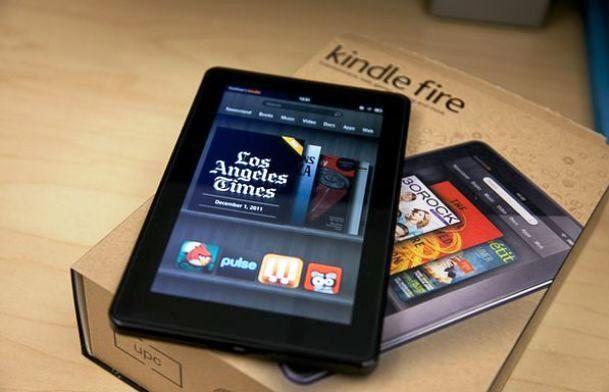 Amazon planea lanzar una nueva tablet más económica