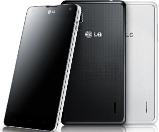 LG Optimus G es presentado oficialmente, viene con pantalla 4,7 pulg. ISC y Snapdragon S4 Pro
