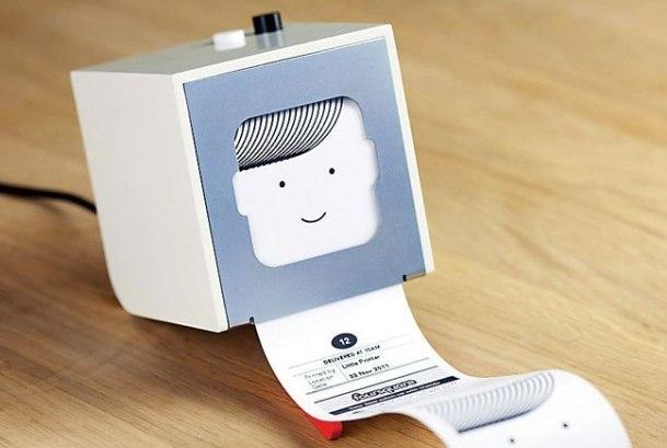 Pequeña impresora Little Printer ya se encuentra en pre-venta