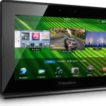 BlackBerry PlayBook, la tablet de RIM con conectividad LTE es lanzada al mercado