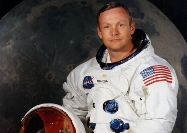 Fallece Neil Armstrong, el primer hombre en pisar la Luna