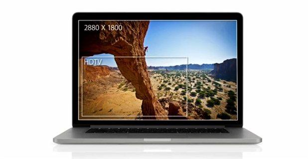 Ultima versión del Navegador Chrome proporciona soporte para pantalla Retina