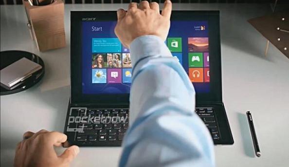 La Sony VAIO Duo 11 apunta hacerle la competencia a Microsoft Surface