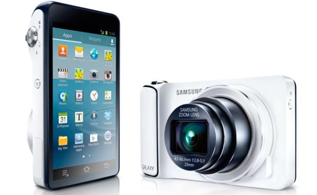 Samsung Galaxy Camera aparece lista para reservar vía internet por 500 euros