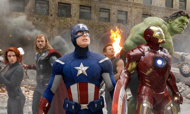 The Avengers es la película más pre-ordenada en la historia de Amazon