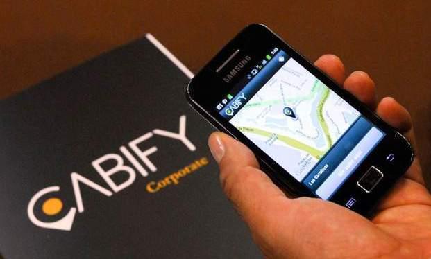 Cabify: Innovadora app de taxi en Lima