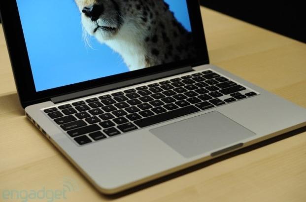 MacBook Pro de 13 pulgadas con pantalla Retina