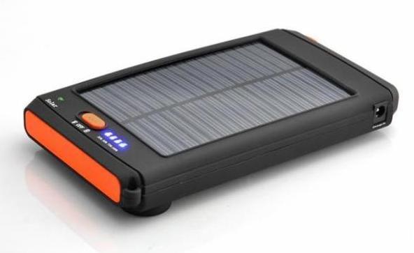 Próximamente el teléfono móvil con recarga solar automática