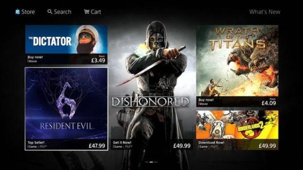 PlayStation Store moderniza su interfaz y la vuelve más amigable