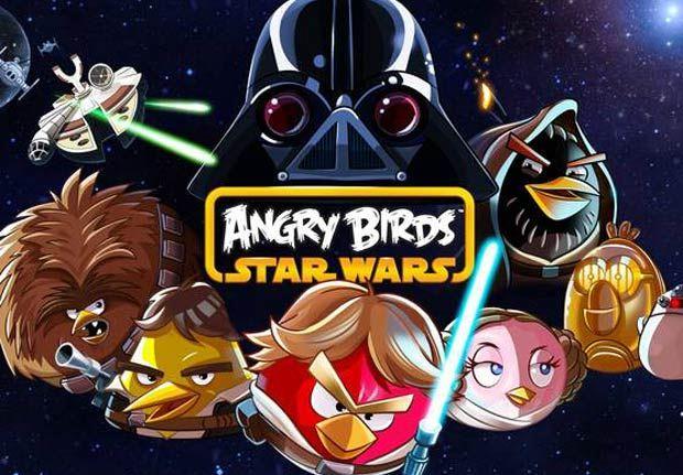 Angry Birds Star Wars: famosos pájaros voladores en versión Star Wars llegaran el 8 de noviembre