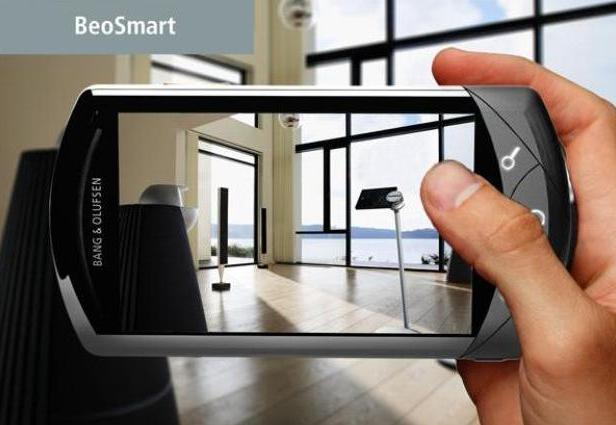 BeoSmart, smartphone conceptual que combina el conocimiento de Bang & Olufsen y Leica