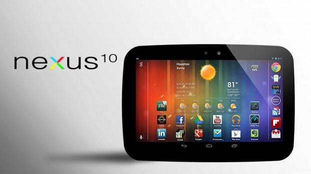 Google lanza su Tablet Nexus 10 con Android 4.2