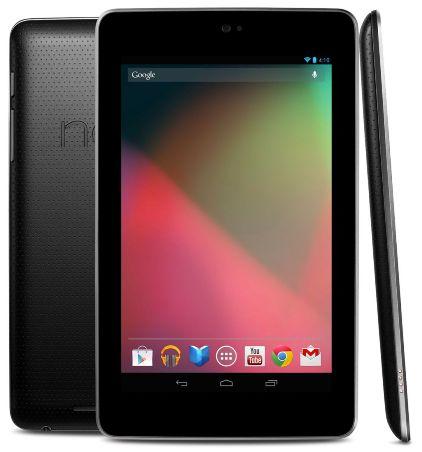 Google mostrará una tablet de 10 pulgadas y un nuevo smartphone Nexus en próxima reunión