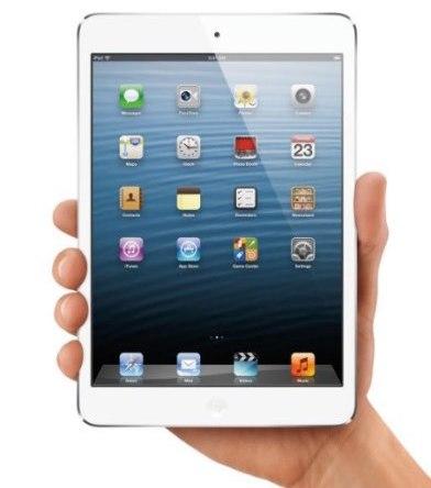 El iPad Mini y su presentación oficial