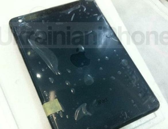 iPad mini: la tablet contara con ranura para chip nano-SIM y cubierta de aluminio