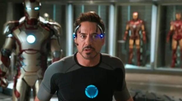 Iron Man 3: Aparecen las primeras imágenes