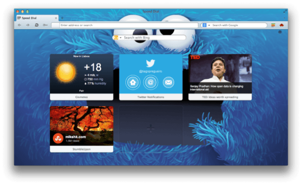 Opera 12.11, listo para descargar gratis