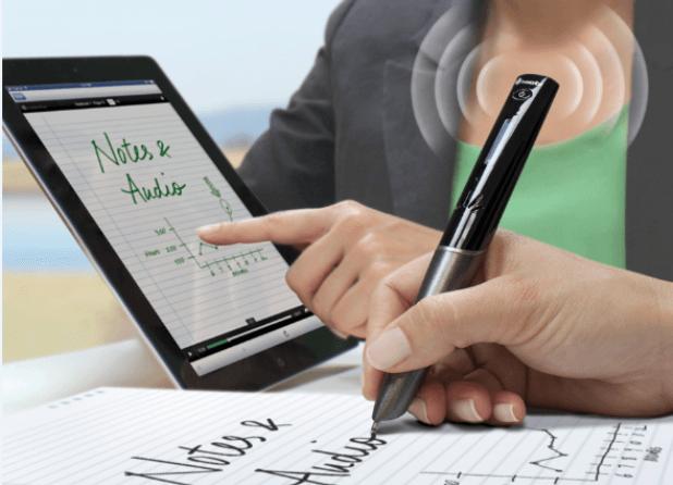 Sky Wi-Fi Smartpen, bolígrafo inteligente que escribe en papel y lo envía por WiFi a tu ordenador