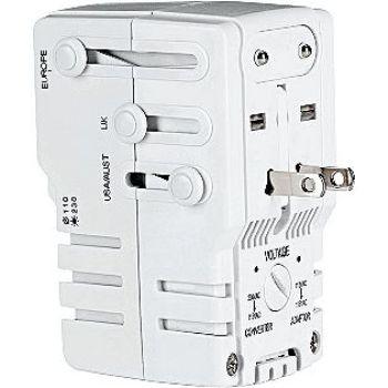 Travel Smart Adapter, la navaja suiza de los adaptadores eléctricos
