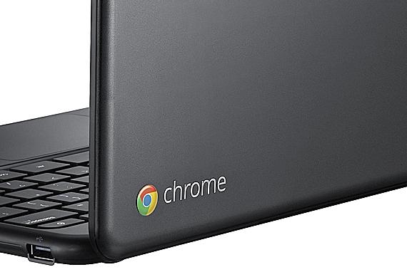 Google proyecta lanzar Chromebooks con pantalla táctil