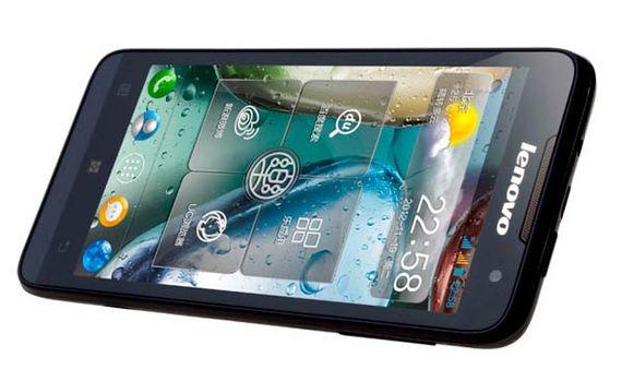 Smartphone Lenovo P770 con batería de 3500 mAh