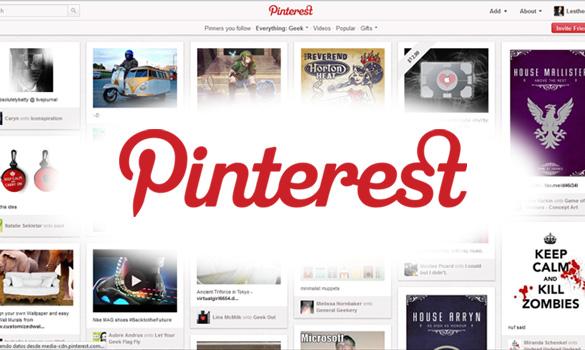 Pinterest permite ahora su uso comercial con el lanzamiento de cuentas empresariales